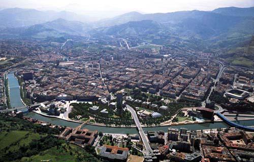 Visitas turísticas en Bilbao