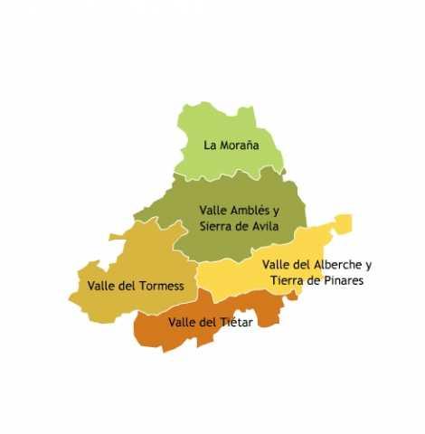 Ávila: Turismo rural y cultural en la provincia de Ávila