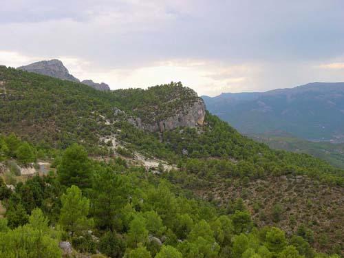 Pueblos de la Sierra del Segura-Albacete