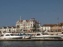 Portugal. Vila Real de Santo Antonio, en  la otra orilla del Guadiana
