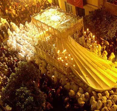 Semana Santa en Andalucía. Vive la Semana Santa de Sevilla, Granada, Córdoba…