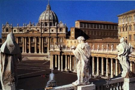 Ciudad del Vaticano. Escapadas a Roma (Italia)