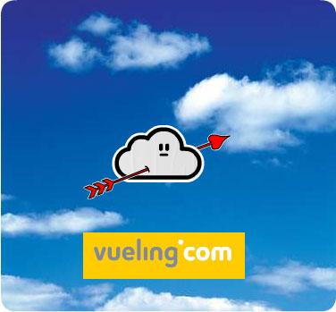 Vueling, aerolínea más innovadora y mejor web